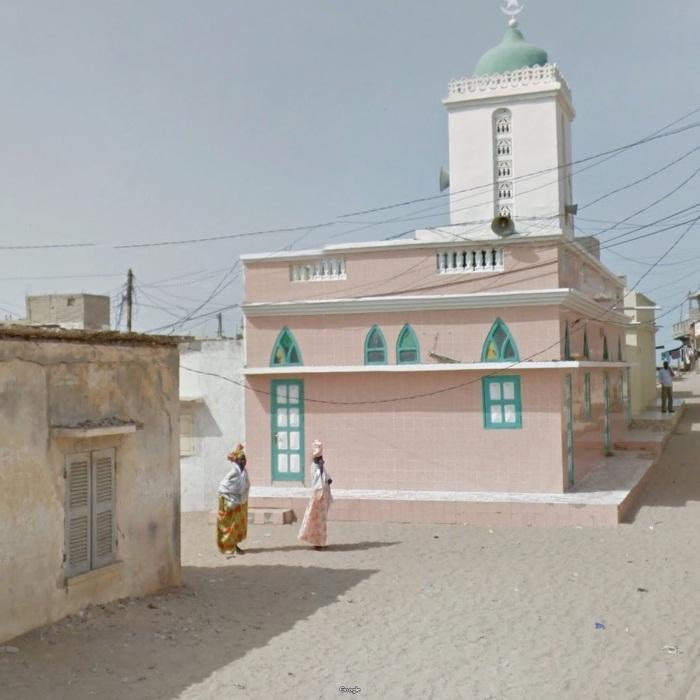 Сен-Луи, Сенегал. Стрит-фотография от Джеки Кенни.