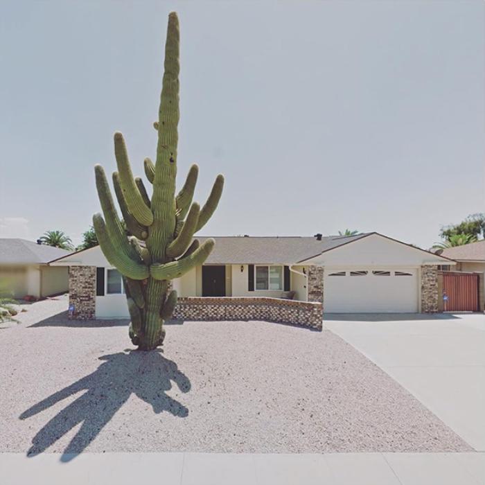 Сан-Сити, штат Аризона, США. Уличные фотографии от Джеки Кенни.