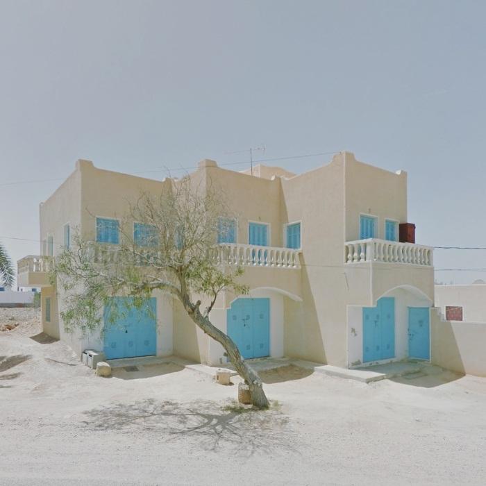 Меденин, Тунис. Стрит-фотография от Джеки Кенни.