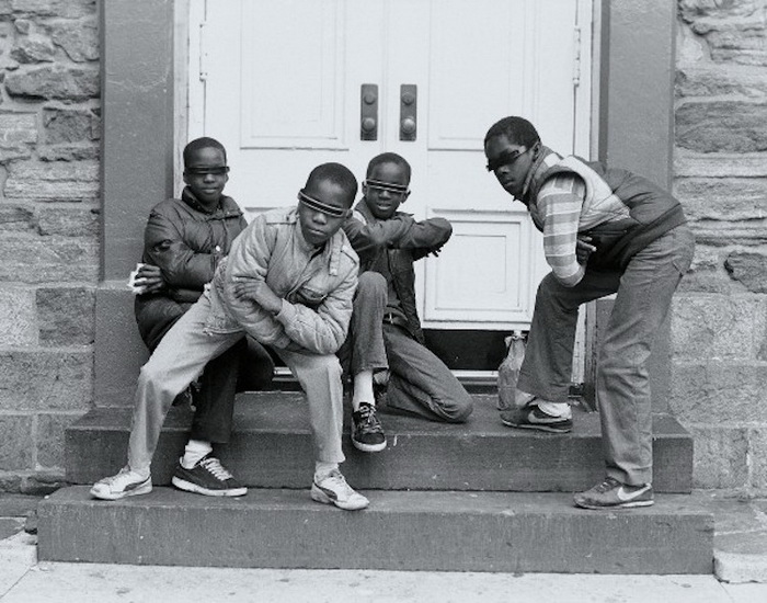 Подростающее поколение рэперов