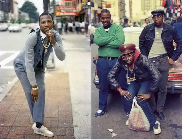 Хип-хоп культура 1980-х: уличные фотографии из Бруклина