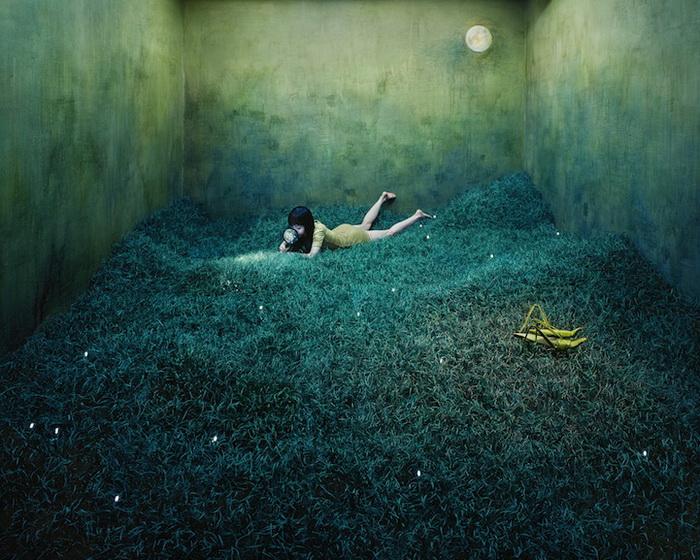 *Охота на приключения*. Фотография от JeeYoung Lee