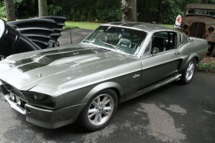 Джерри Патрик посвятил свою жизнь созданию культовых авто