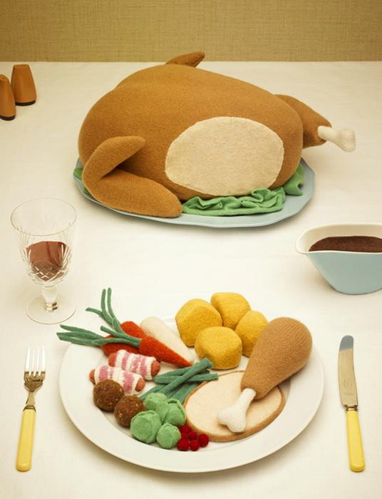 Арт-проект «The Comfort Food»