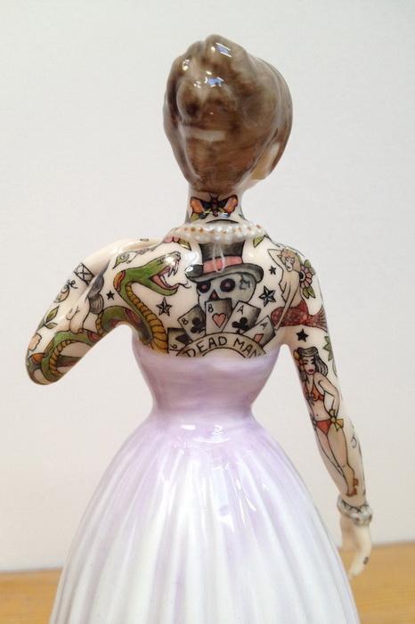 Фарфоровые куклы от Джессики Харрисон (Jessica Harrison)
