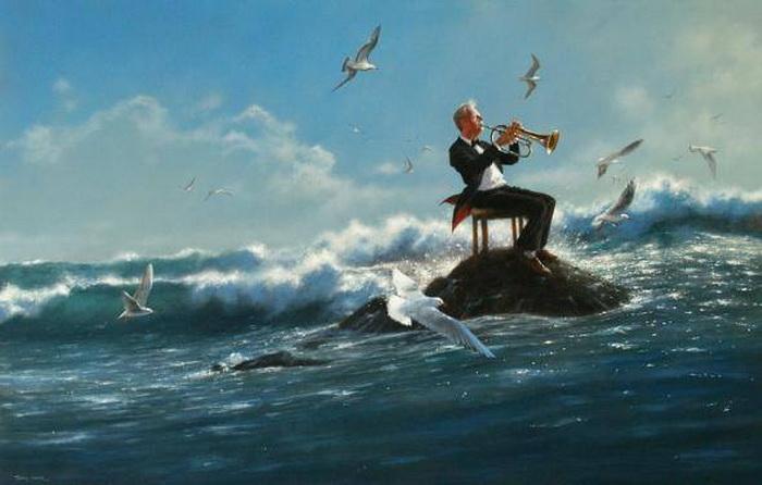 Фантастические рисунки от Джимми Лоулора (Jimmy Lawlor)