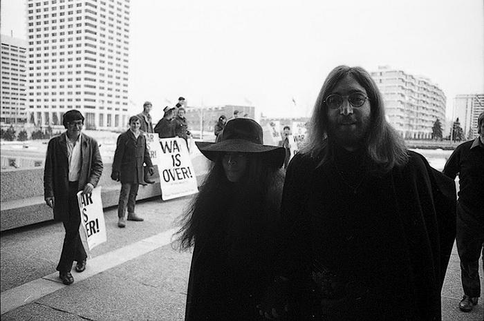Мирная демонстрация