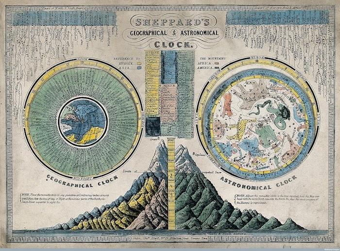 Первые инфографики от Джона Филипса Эмсли (John Philipps Emslie)