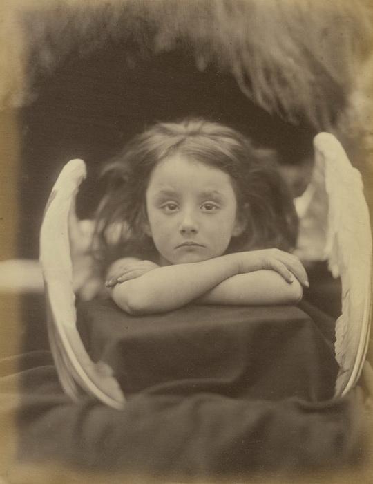 Портреты викторианской эпохи от Джулии Маргарет Камерон (Julia Margaret Cameron)