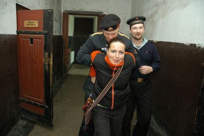 Отель-тюрьма Кароста (Латвия)