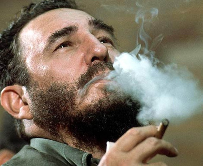 Одна из сигар Фиделя Кастро должна была взорваться. Фото: mport.ua