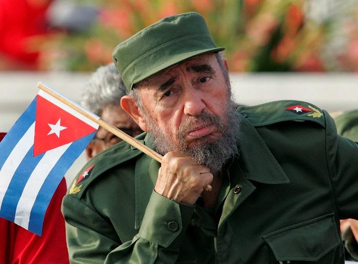 На жизнь Фиделя Кастро покушались рекордное количество раз. Фото: mport.ua