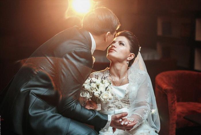 Свадебное фото Рузанны Казарян