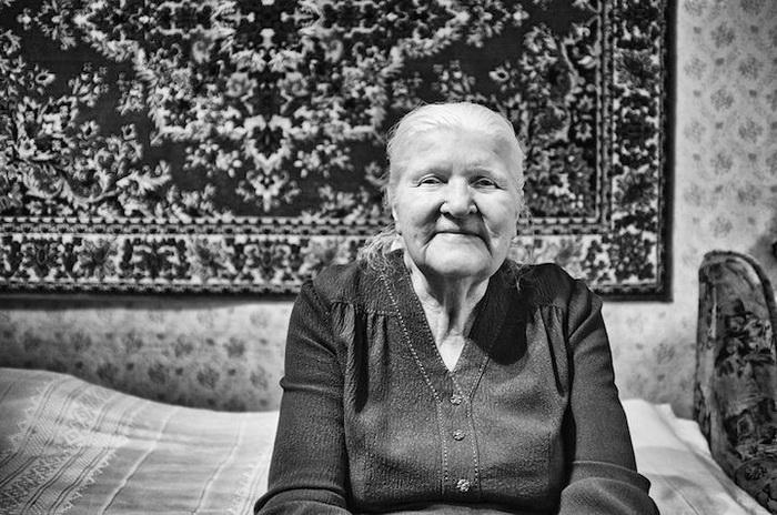 Мария, 87 лет, г. Торжок, упаковщица. Мечтает ходить на своих ногах до последнего дня