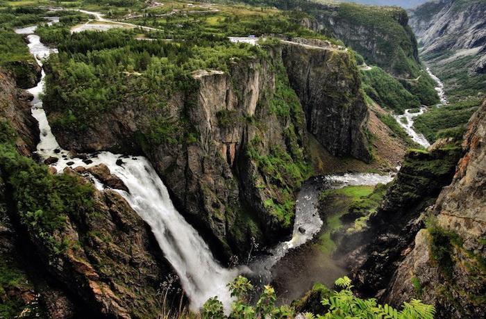 Пейзажи Норвегии. Фотографии Килиана Шонбергера (Kilian Schonberger)