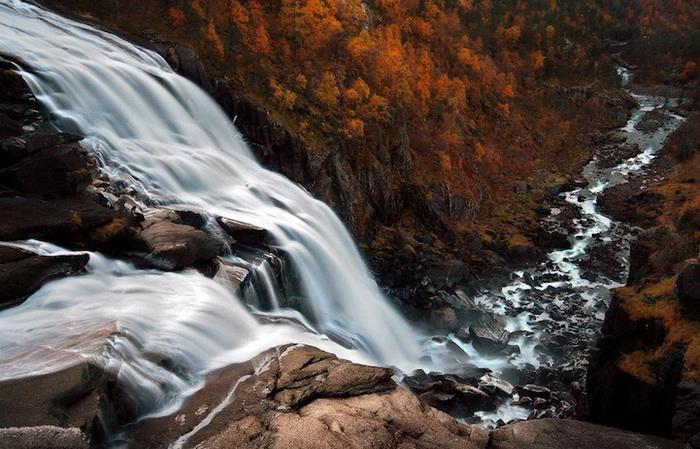 Норвежские фьорды от фотографа Килиана Шонбергера (Kilian Schonberger)