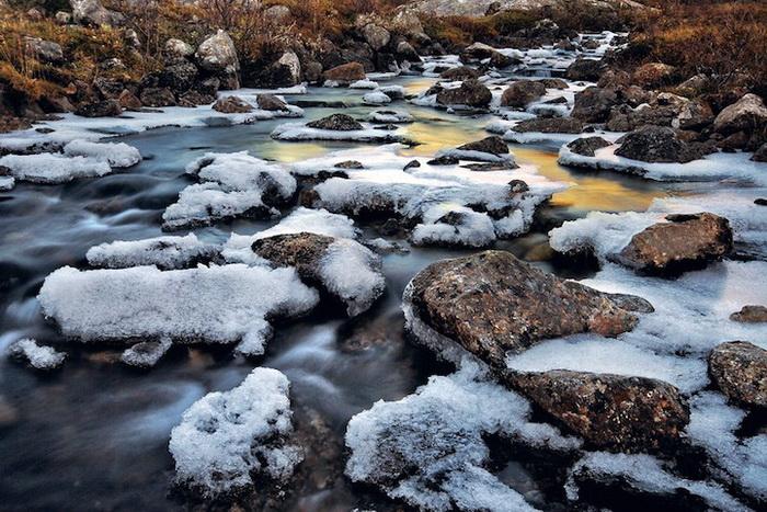 Суровая красота фьордов северной Норвегии от фотографа Килиана Шонбергера (Kilian Schonberger)