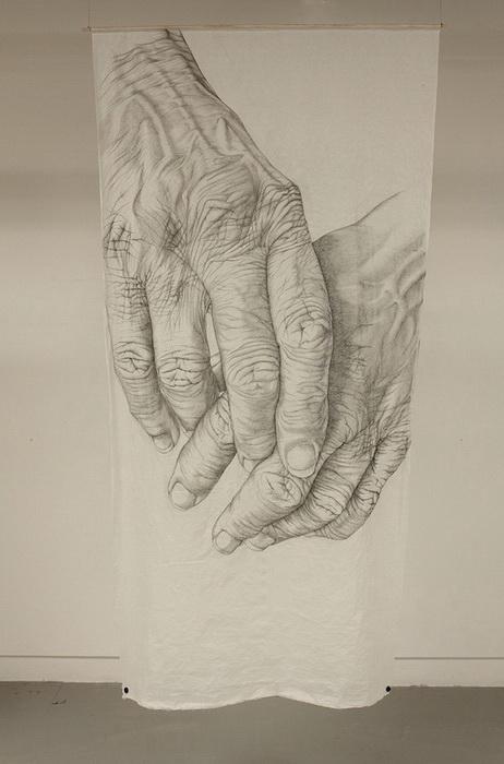 58. Кисти рук на рисунках Ким Андерсон