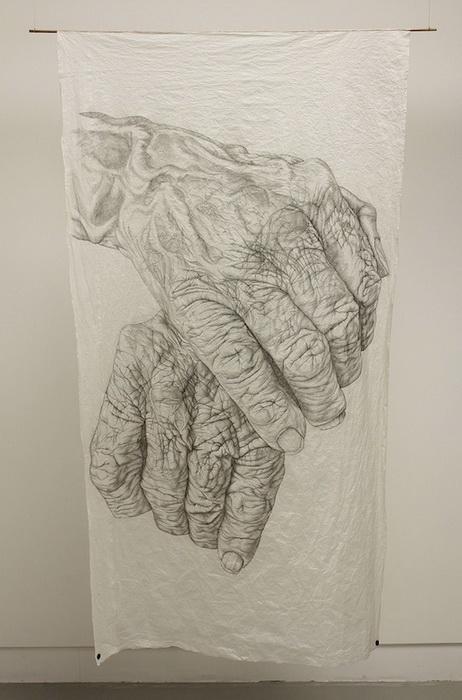 85. Кисти рук на рисунках Ким Андерсон