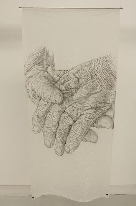 86. Кисти рук на рисунках Ким Андерсон
