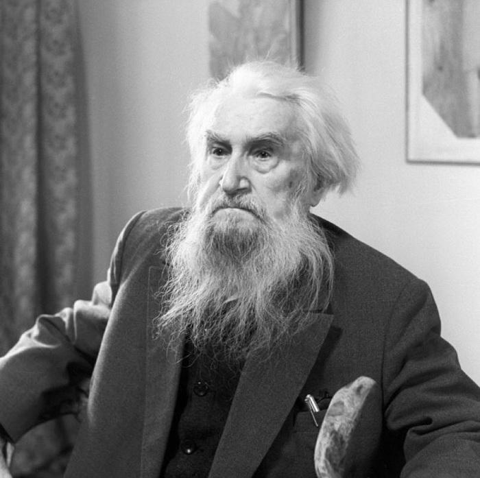 Портрет Сергея Коненкова