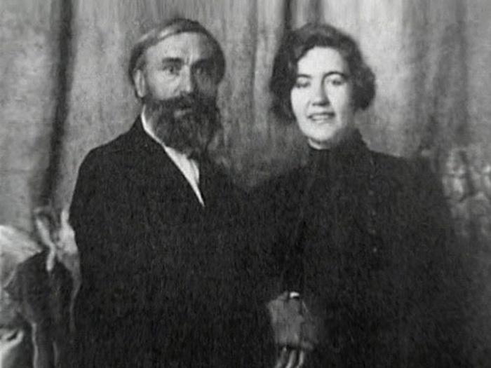 Маргарита и Сергей Коненковы