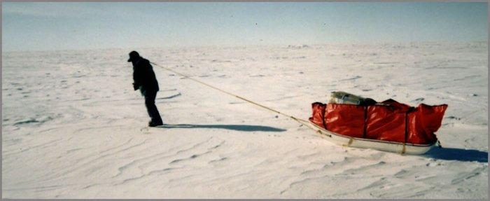 Северная экспедиция Федора Конюхова