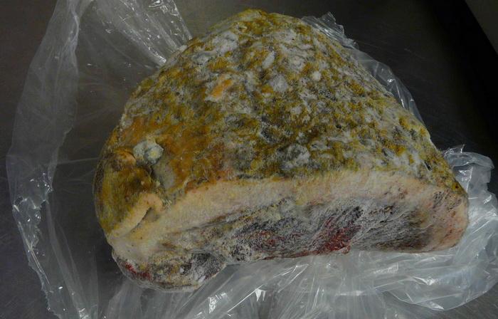 Копальхен - опасный продукт, который могут есть только коренные жители Севера. Фото: Flickr