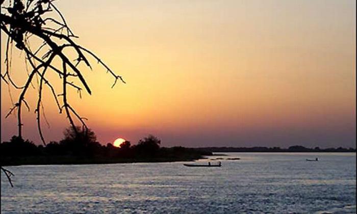 Живописные пейзажи озера Чад   Фото: repin.info