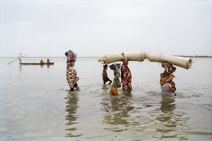 Женщины племени котоко   Фото: repin.info