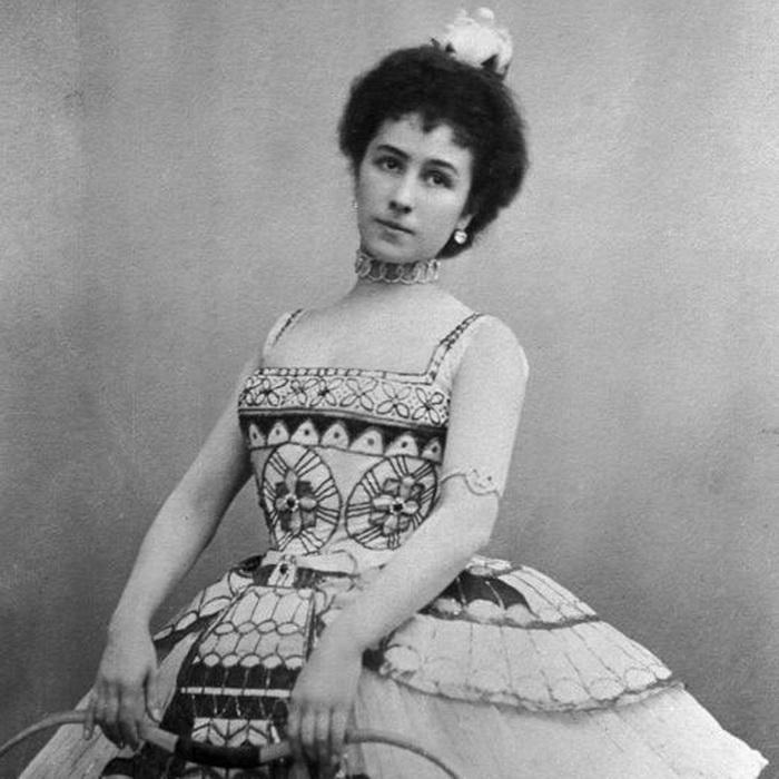 Матильда Кшесинская - великая русская балерина