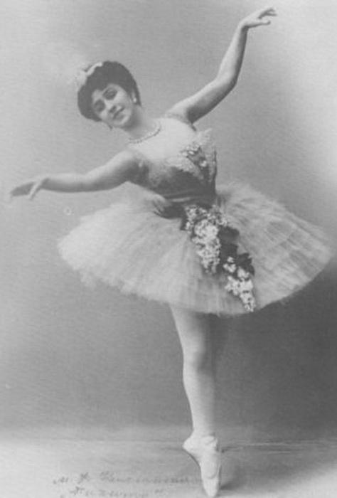 Матильда Кшесинская - прима русского балета