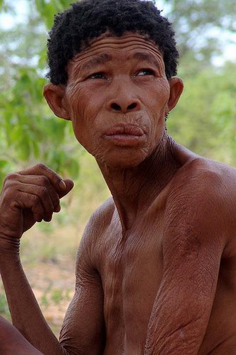 Старейшина из племени кунг