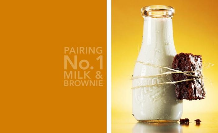 Молоко и печенье. Аппетитные фотографии еды и напитков от Кайла Дреира