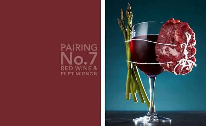 Красное вино и филе-миньон. Аппетитные фотографии еды и напитков от Кайла Дреира