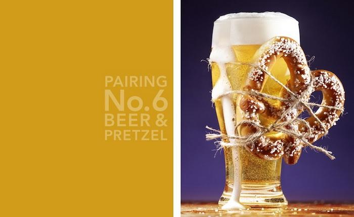 Пиво и соленый крендель. Аппетитные фотографии еды и напитков от Кайла Дреира