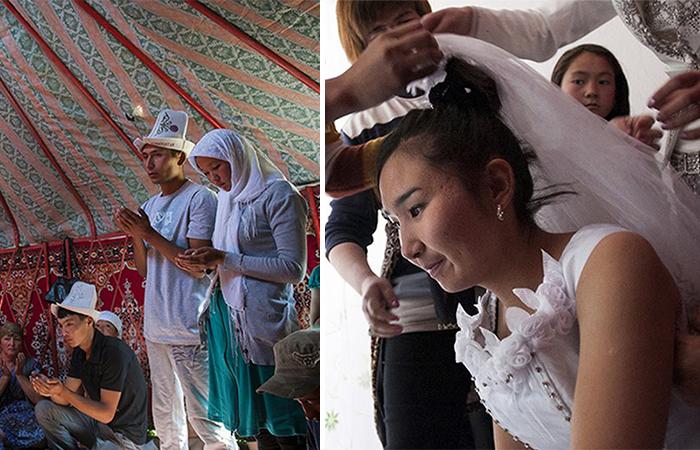 Кража невест в Кыргызстане - жестокая традиция.