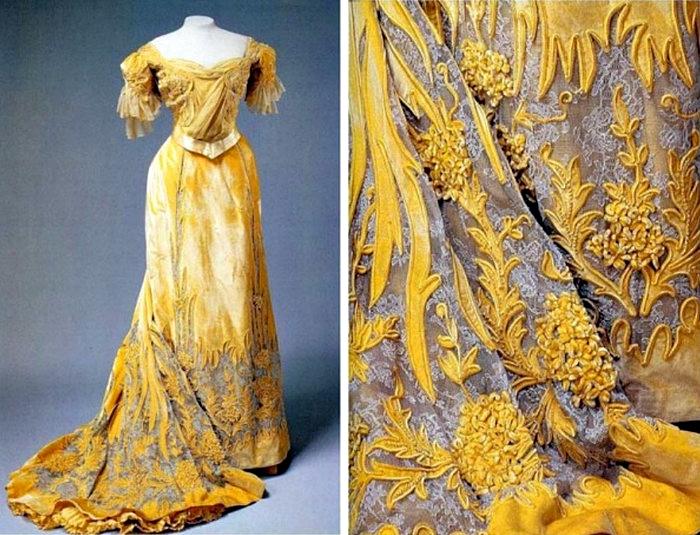Платья Надежды Ламановой делали каждую женщину королевой