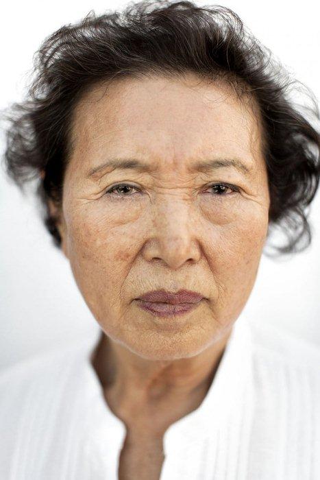 Kim Soo-Ja, 78 лет, надеется разыскать могилу отца.