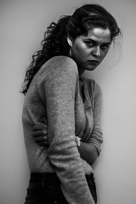 Автопортрет как способ преодолеть боль