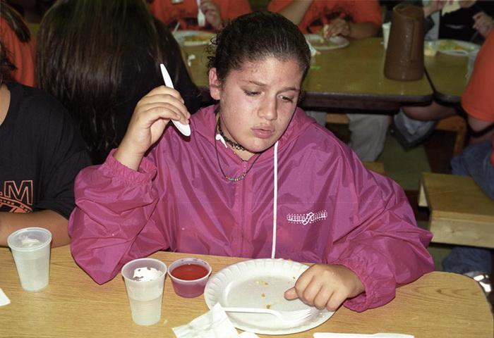 Диетическая еда для подростков