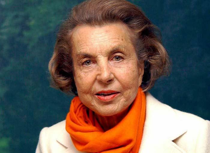 Лилиан Беттанкур - одна из самых влиятельных и богатых женщин на планете.