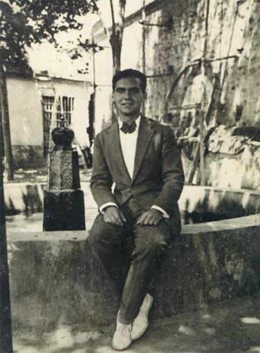 Федерико Гарсиа Лорка - певец Андалусии. Фото: lenta.co