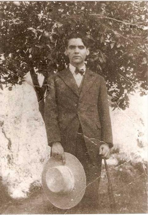 Портрет Федерико Гарсиа Лорки. Фото: diletant.media