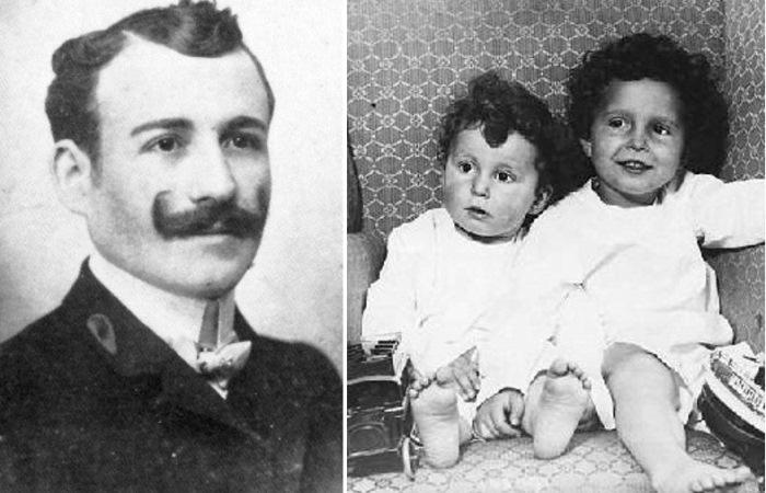Сироты Титаника: трагическая история Мишеля Навратиль и его сыновей.