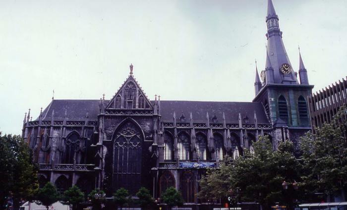 Льежский собор Святого Павла в Бельгии