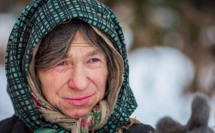 Агафья Лыкова - отшельница из тайги
