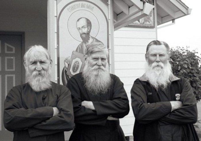 Русские старообрядцы