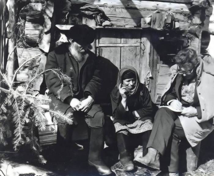Увидеть Лыковых приезжали этнографы и фольклористы