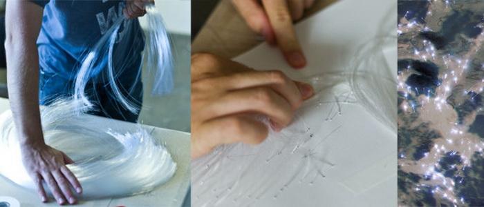 Процесс создания картин